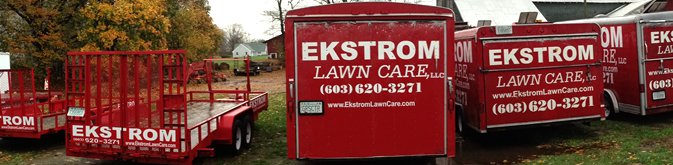 About Ekstrom Lawn Care of Hollis NH