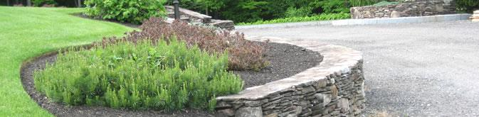 Bark Mulch & Bed Edging Services NH