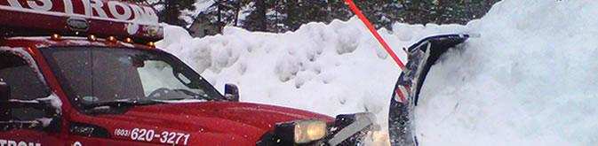 Commercial & Residential Snow Plowing Management