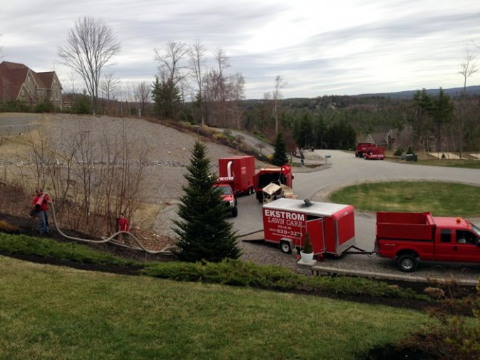 NH Landscaping Services